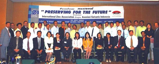 Asosiasi Galvanis Indonesia 2004