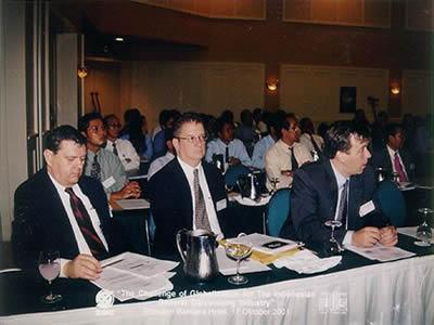Asosiasi Galvanis Indonesia 2001